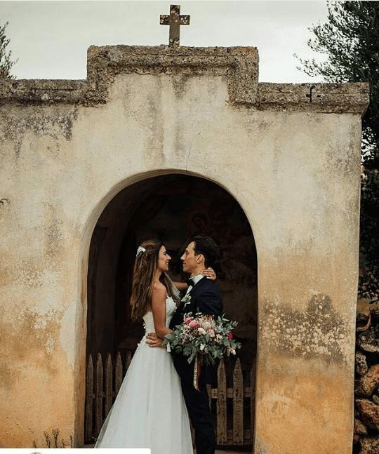 Luca and Jumaan: a movie wedding!
