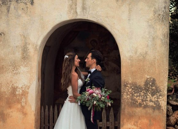 Luca e Jumaan: un matrimonio da film!