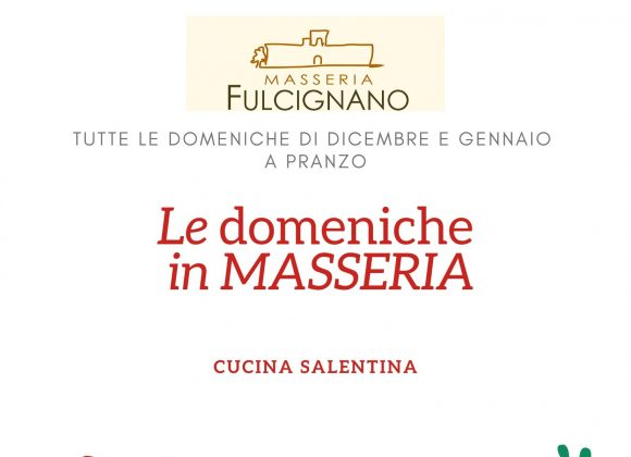 Le domeniche in Masseria